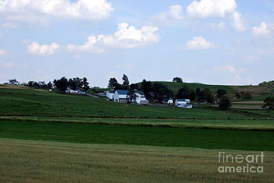 Barn Photograph - Amish Country 11 by Pittsburgh Photo Company