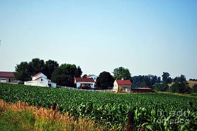 Barn Photograph - Amish Country 16 by Pittsburgh Photo Company