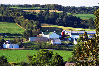 Amish Photograph - Amish Country 2 by Pittsburgh Photo Company