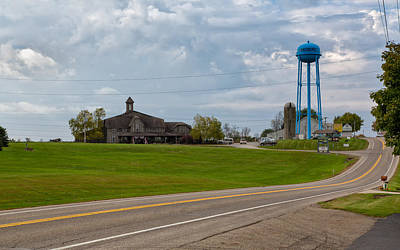 Amish Community Photograph - Amish Country Attractions by John Bailey