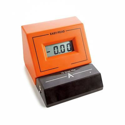 Amp Photograph - Ammeter by Science Photo Library