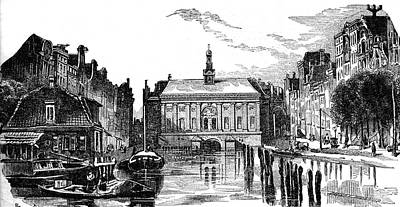 East India Photograph - Amsterdam Stock Exchange by Collection Abecasis