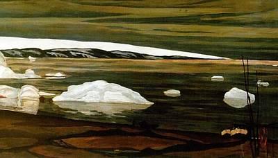 Amursky Bay  Vladivostok Vintage Art Prints Print by Jake Hartz