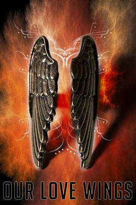 An Angel Wings Original by Toppart Sweden