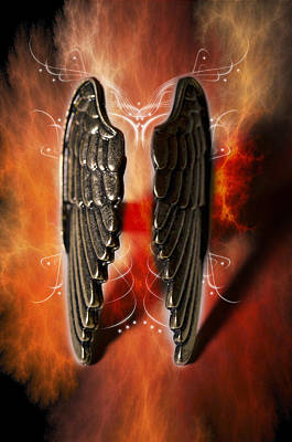 An Angel's Wings Original by Toppart Sweden