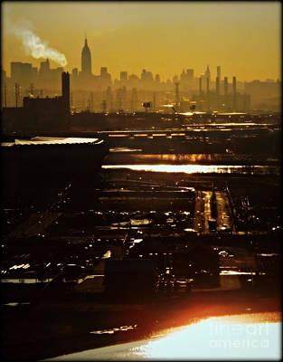 An Imposing Skyline Print by James Aiken