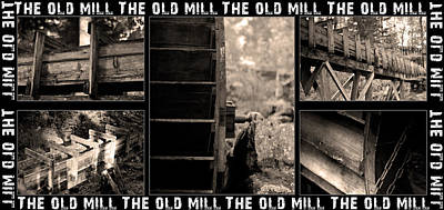 An Old Mill Original by Toppart Sweden
