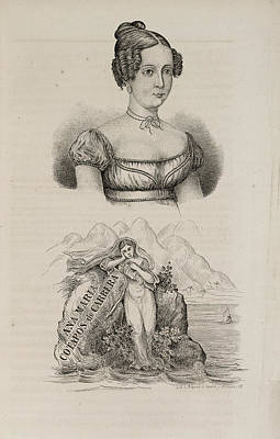 Ana Maria Cotapos De Carrera Print by British Library