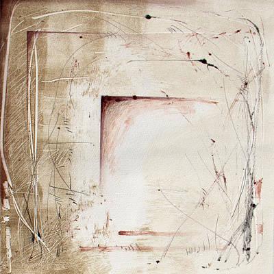 Ancestral Vision 1 Print by Jeannette Debonne