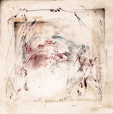 Ancestral Vision 2 Print by Jeannette Debonne