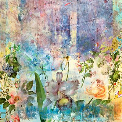 Ancient Future - Fresh Bloom Print by Aimee Stewart