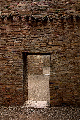 Native American Photograph - Ancient Gallery by Joe Kozlowski