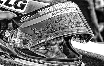 Andretti Photograph - Andretti by Kevin Cable