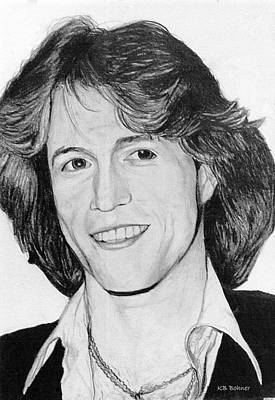 Andy.gibb Photograph - Andy Gibb 2 by Kevin Bohner