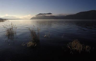 Siberia Photograph - Angara River by Anonymous