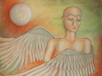 Angel Boy Original by Claudia Cox