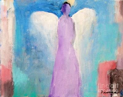 Painting - Angel Whisper by Venus