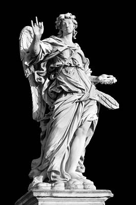 Vatican Photograph - Angel With The Nail by Fabrizio Troiani