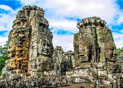 Angkor Print by Aoshivn