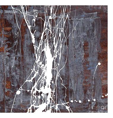 Liquid Emulsion Painting - Angst IIi by Paul Davenport