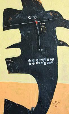Animus No 23 Print by Mark M  Mellon