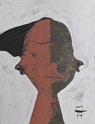 Spirit Mixed Media - Animus No. 60 by Mark M  Mellon