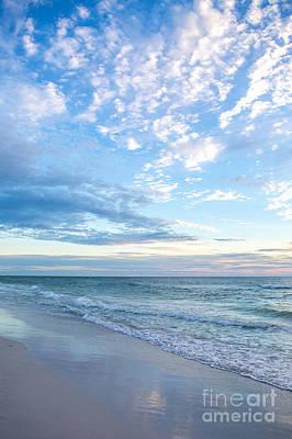 Anna Maria Island Beach Print by Kay Pickens