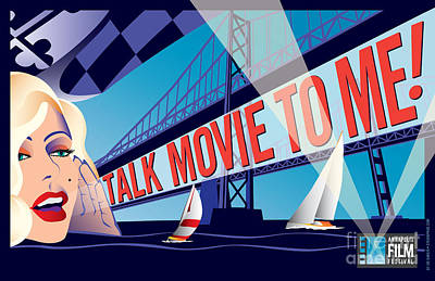 Annapolis Film Festival 2013 Poster Print by Joe Barsin