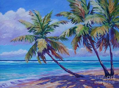 Trinidad Painting - Another Beautiful Day by John Clark