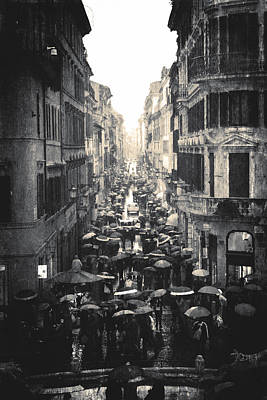 Steven Taylor Photograph - Another Rainy Day by Steven  Taylor