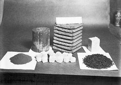 Rations Photograph - Antarctic Daily Sledge Ration by Scott Polar Research Institute