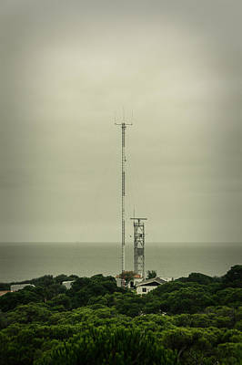 Technical Photograph - Antenna by Marco Oliveira