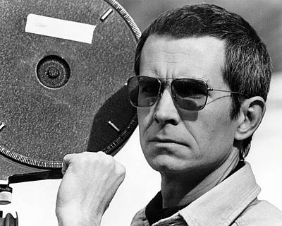 Anthony Perkins In Mahogany  Print by Silver Screen