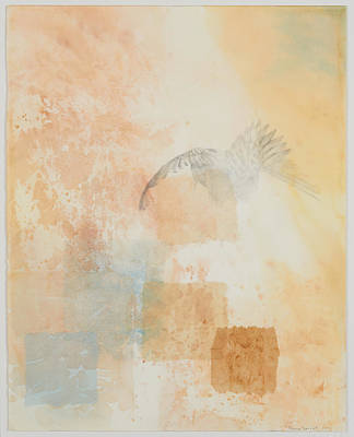 Anticipation Print by Dona D Barnett