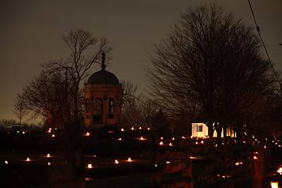 Antietam Luminaries 2 Print by Donald Frame