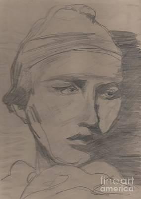 Antigone By Jrr Original by First Star Art