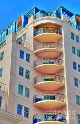 Kathleen Photograph - Apartment Building by Kathleen Struckle