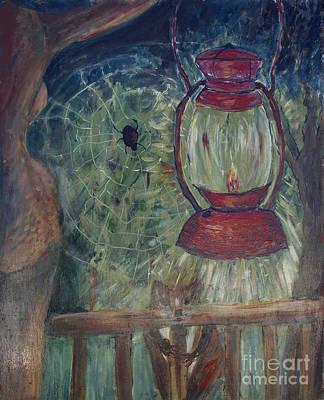 Appalachian Nights  Original by Avonelle Kelsey
