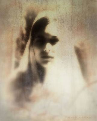 Shakti Photograph - Apparition by Christine Belanger