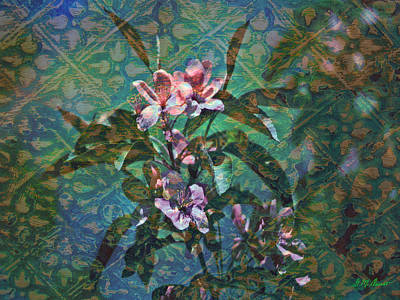 Apple Blossom Time Original by Michael Durst