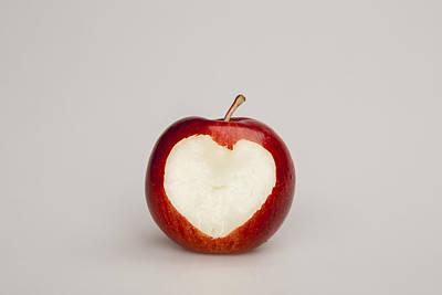 Apple Healthy Heart Vitality Original by Joel  Bourgoin