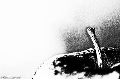 Photograph - Apple Of Adam by Kornrawiee Miu Miu