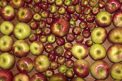 Apples Original by Jim Walker