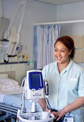 Apprentice Clinical Support Worker Print by Lth Nhs Trust