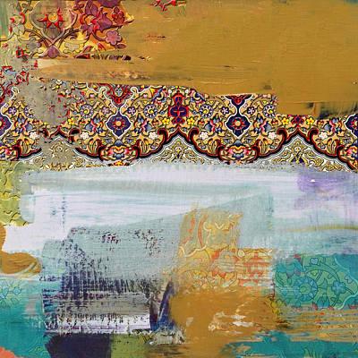 Arabesque 34 Original by Shah Nawaz