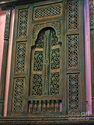 Screen Doors Photograph - Arabian Nights by Gillian Singleton