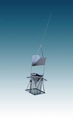 Cosmological Photograph - Arcade Radiometer by Mikkel Juul Jensen