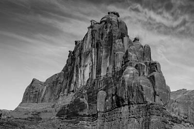Nature Photograph - Arches National Park by Maren Misner
