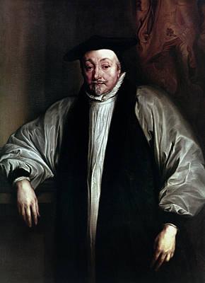 Archibishop William Laud Print by Granger