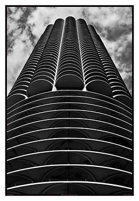 Curvilinear Photograph - Architecture - 08.24.08_028 by Paul Hasara